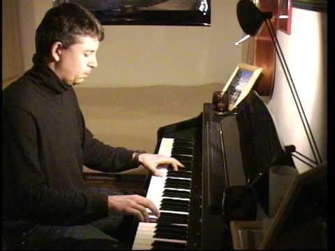 Gabriellas Song - (Wie im Himmel) Klavier / piano