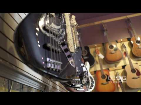 Rufus Guitar Shop in Vancouver BC for Drum Set and Bass