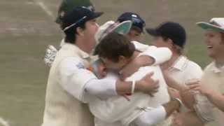 Ashes 2005 highlights - Thrilling Old Trafford Test ends in draw