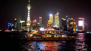 Shanghai Pudong... la nuit ....