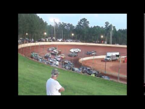 A Hobby Hot laps featuring Ralph Langston North Georgia Speedway 7/18/2015