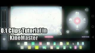 Passing Speed Limits In kinemaster Tutorial