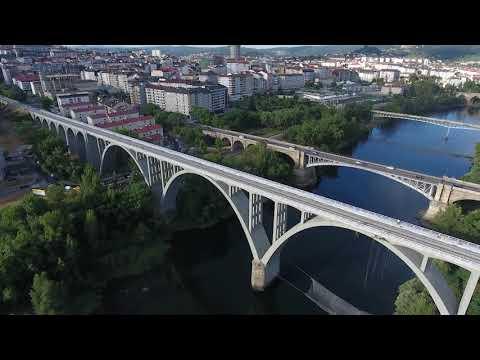 El viaducto del Miño se prepara para la llegada de la alta velocidad 6 7 20