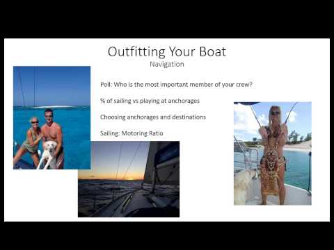 Webinar: Preparing to Cruise the Caribbean and Bahamas with Jessica Anderson