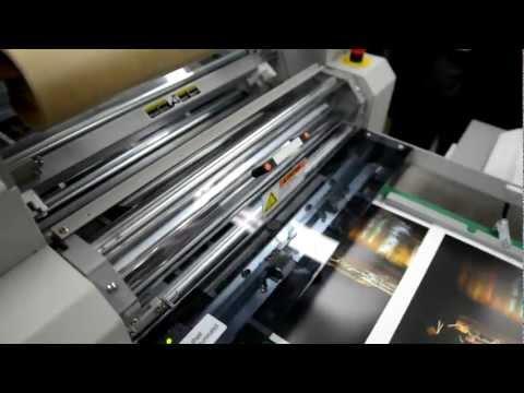 Промышленный ламинатор GMP