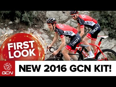 f4e87bfa1 World Exclusive! NEW GCN CYCLING KIT! Global Cycling Network