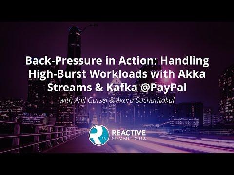Back Pressure in Action