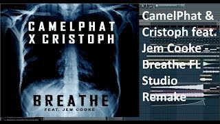 CamelPhat & Cristoph feat. Jem Cooke - Breathe FL Studio Remake Video
