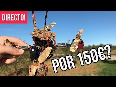[Directo ] ¿QUE DRONE COMPRAR POR 150 EUROS?