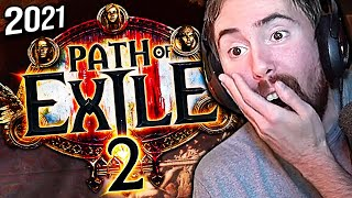 Asmongold Reacts to Path of Exile 2 NEW Reveal (TRAILER & GAMEPLAY) + PoE: Ultimatum Expansion