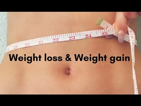 WEIGHT LOSS & WEIGHT GAIN TIPS