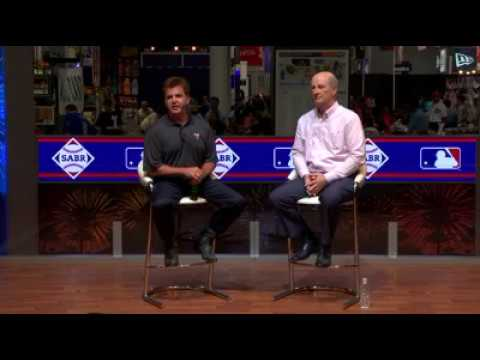 2017 SABR All-Star FanFest panel: SABR Analytics with Brian Kenny and Vince Gennaro