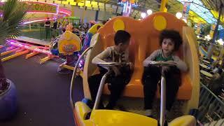 Spinning Coaster (Onride) Video Kinderstad Heerlen 2019 [NEW]