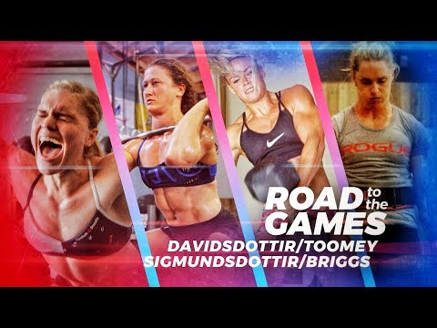 Road to the Games 17.07: Davidsdottir/Toomey/Sigmundsdottir/Briggs
