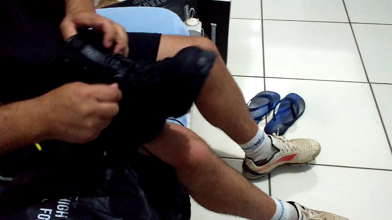 Bota Tática Sniper- Rossi Boots - YouTube