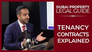 Dubai Tenancy Contracts Explained