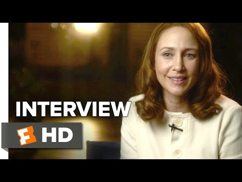 The Conjuring 2 Interview - Vera Farmiga (2016) - Horror Movie HD