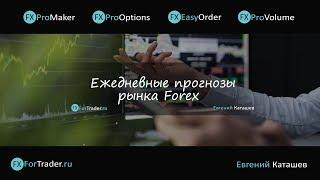 Комплексная аналитика рынка FOREX на 14.08.2020.