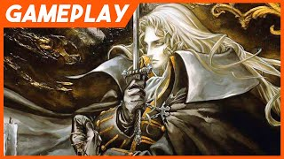 First 25 Minutes of Castlevania Requiem: Symphony of the Night PS4 Gameplay