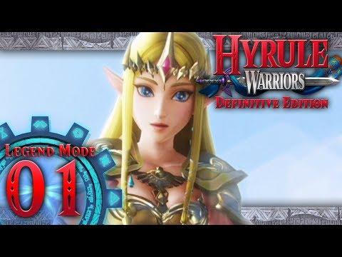 Hyrule Warriors: Definitive Edition - Part 1 - The Armies of Ruin (Hyrule Field)