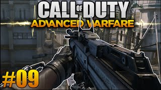 """RED DOT SIGHT!"" - Advanced Warfare LIVE - ""ASM1"" - #9 (COD AW Multiplayer Gameplay)"