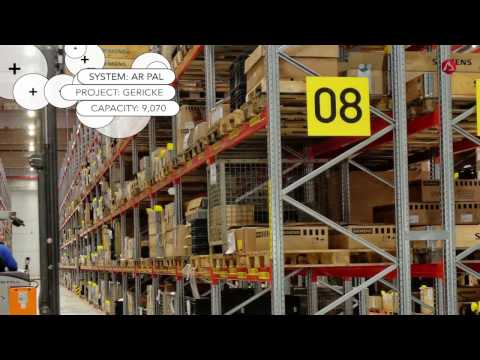 AR Racking - Storage Solutions Corporate Video 2017 (English)
