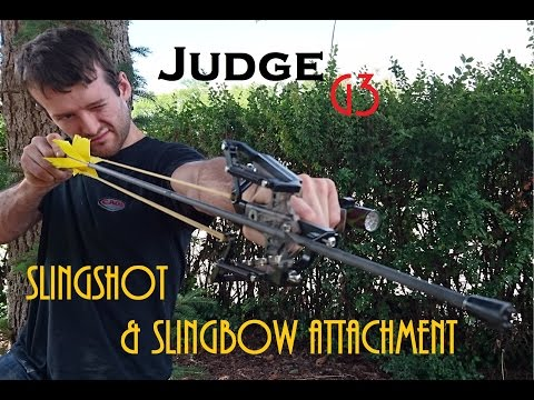 Judge G3 Slingshot