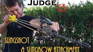 Judge G3 Slingshot