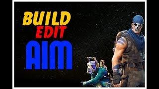 Fortnite Build Edit Aim