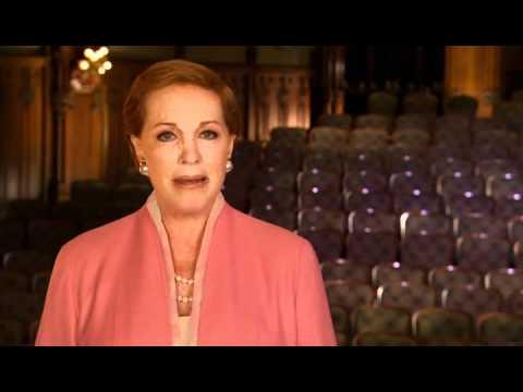 Julie Andrews intro to Cinderella
