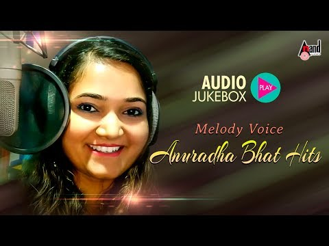 Melody Voice Anuradha Bhat Hits | Super Audio Hits Jukebox | New Kannada Selected Hits