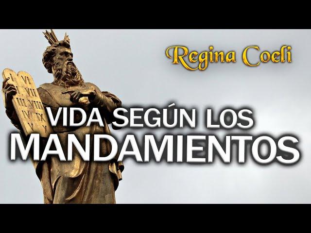 REGINA COELI. Vida según los MANDAMIENTOS.