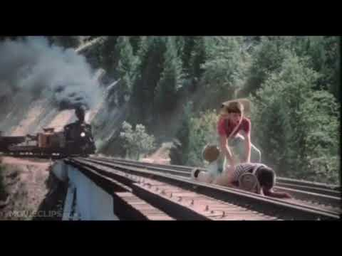 """I Put """"The Best Day Ever"""" Over the Stand By Me Train Scene"""