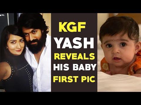 KGF hero Yash daughter First pic goes viral on social media   Gup Chu Masthi Mp3