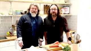 The Hairy Bikers' Meat Feasts! A hearty new cookbook from Dave Meyers and Si King | Hachette Australia Books
