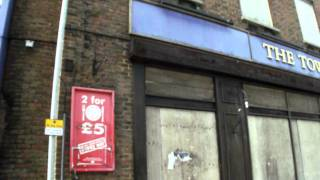 Derelict Pub In Southsea