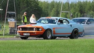 Street Legal. Mustang Speed Week 2016 Elverum