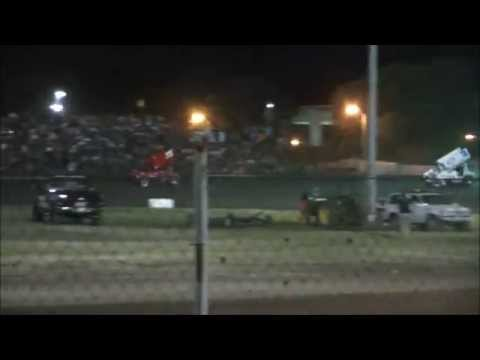 World of Outlaws Gold Cup @ Silver Dollar Speedway