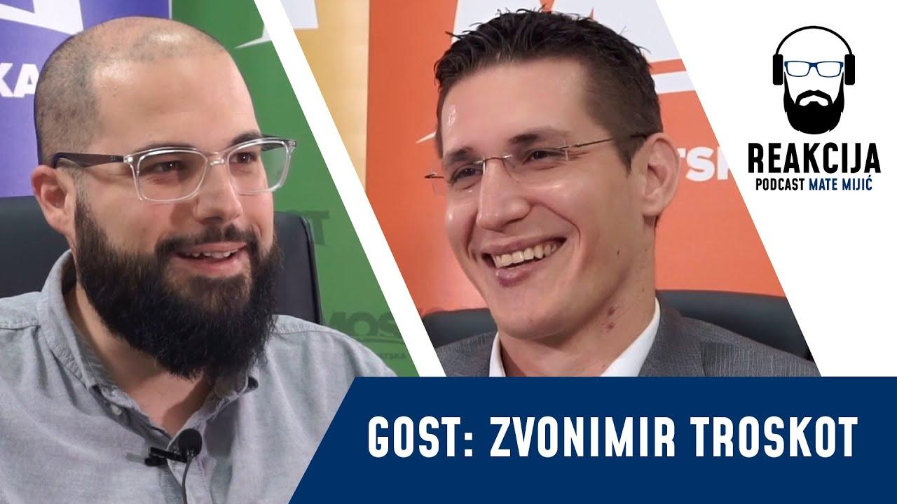 Zvonimir Troskot: Ukraden nam je referendum o izbornom sustavu, tražit ćemo referendum i o euru