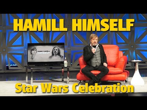 Mark Hamill Himself Panel Highlights | Star Wars Celebration 2017