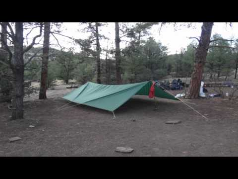 SUU EDGE Project- Amber Leading Scouts as a Philmont Scout Ranch Ranger