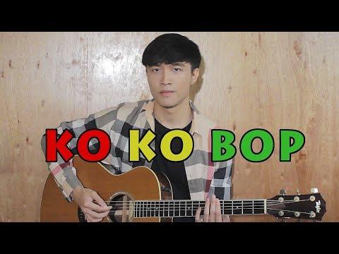 EXO (엑소) Ko Ko Bop - Acoustic Guitar Cover