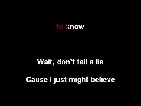 John Scheiner I've Been Around Enough To Know (Karaoke)