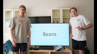 A Powerpoint presentation about Beans