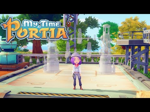 Wind Turbines!! - My Time at Portia (Alpha 6.0) – Part 169