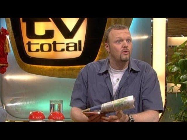 Jesus auf Fladenbrot - TV total