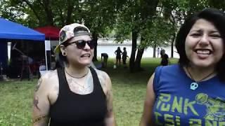 Punk Island: a DIY Music Fest in NYC