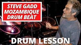 "Steve Gadd ""Funk Mozambique"" - Online Drum Lessons with John X"