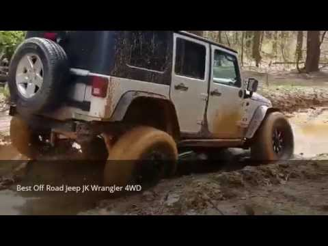 best off road jeep jk wrangler 4wd wheels and tires youtube. Black Bedroom Furniture Sets. Home Design Ideas