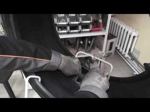 Ремонт бокового пореза. Обучающее видео